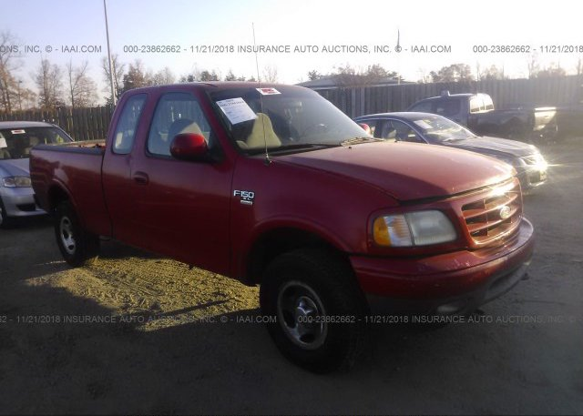 Inventory #970646609 1999 FORD F150