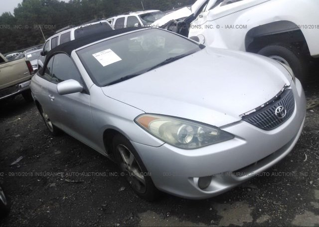 Inventory #455503421 2005 Toyota CAMRY SOLARA