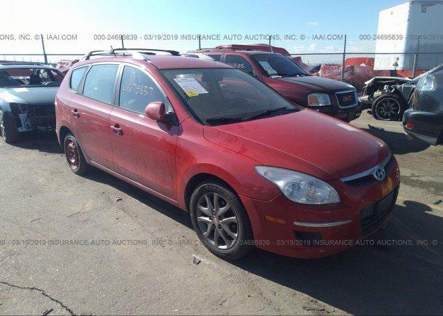 Inventory #285724248 2012 Hyundai ELANTRA TOURING