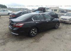 2016 Honda Accord 2.4L, лот: i25535620