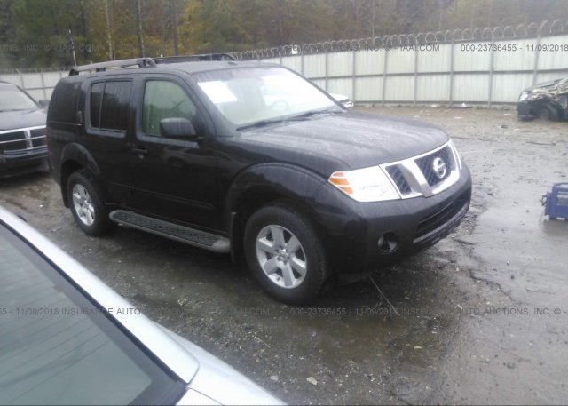 Inventory #321383312 2008 Nissan PATHFINDER