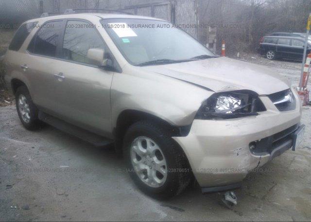 Inventory #636799373 2002 Acura MDX