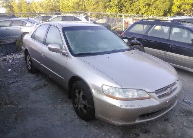Inventory #798883155 2000 Honda ACCORD