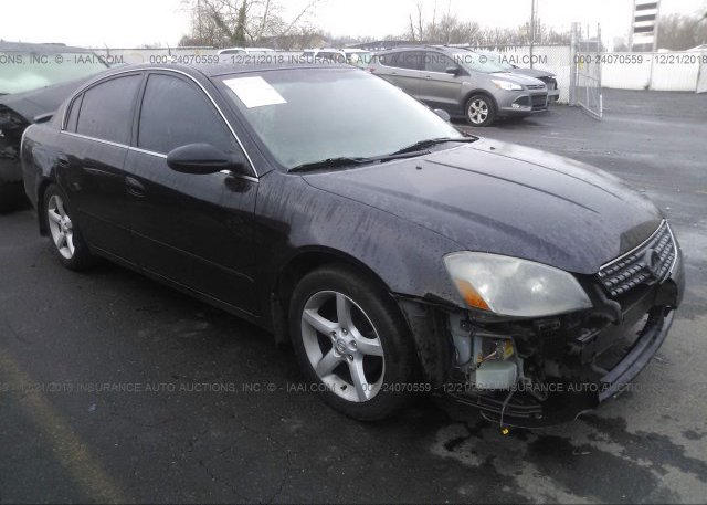1n4bl11e25n494135 Salvage Black Nissan Altima At Portland Or On