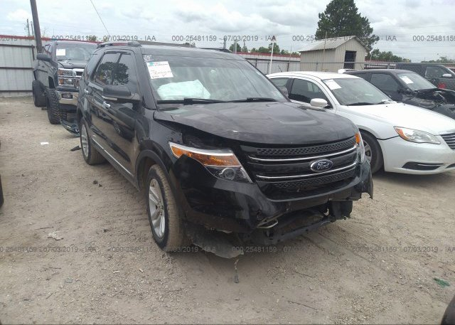Inventory #778681537 2013 FORD EXPLORER