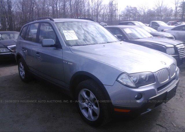 Inventory #989780168 2008 BMW X3