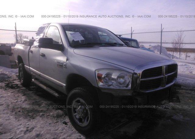Inventory #692474206 2007 Dodge RAM 2500