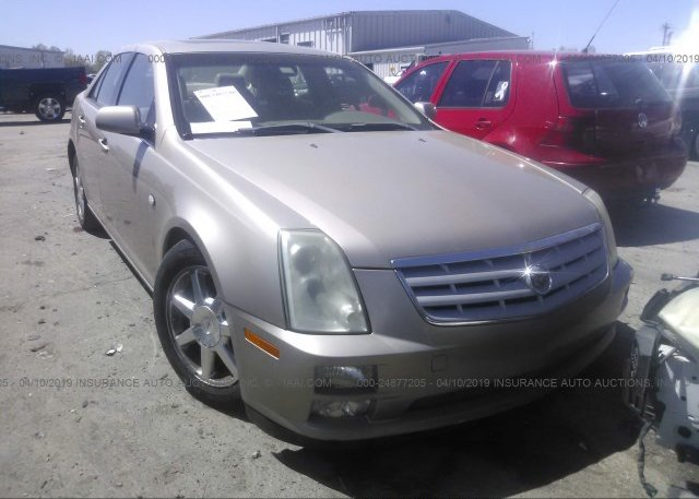 Inventory #495508276 2005 CADILLAC STS