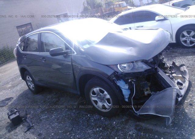 Inventory #238368057 2014 Honda CR-V