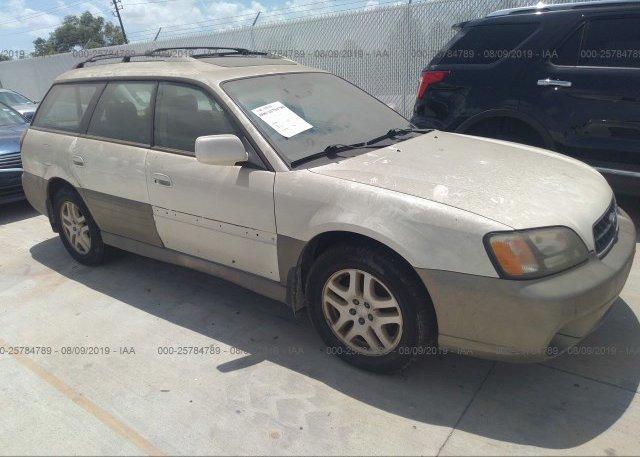 Inventory #995694364 2003 Subaru LEGACY