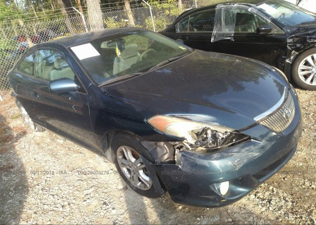 Inventory #772173134 2005 Toyota CAMRY SOLARA