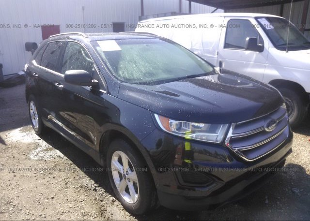 Inventory #853279968 2015 FORD EDGE