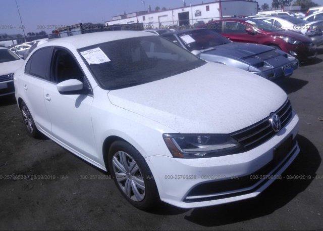Inventory #756079048 2017 Volkswagen JETTA