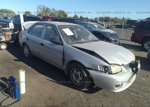Inventory #228266857 2001 Toyota COROLLA