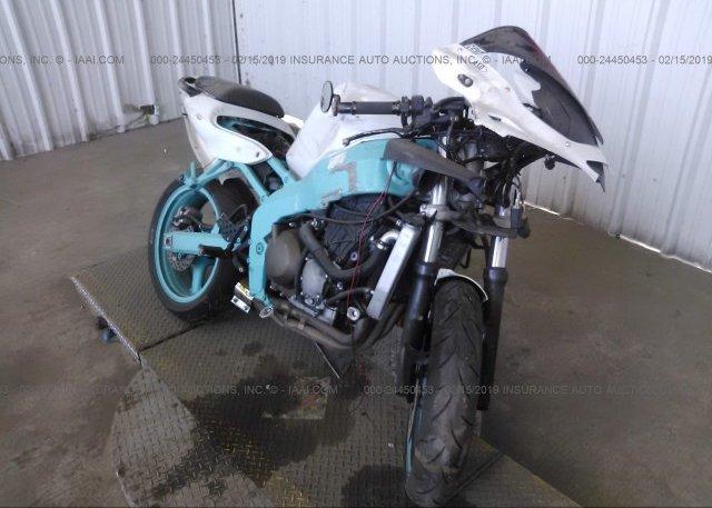 Inventory #939210900 2008 Kawasaki ZX600