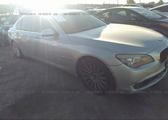 Inventory #463369066 2009 BMW 750