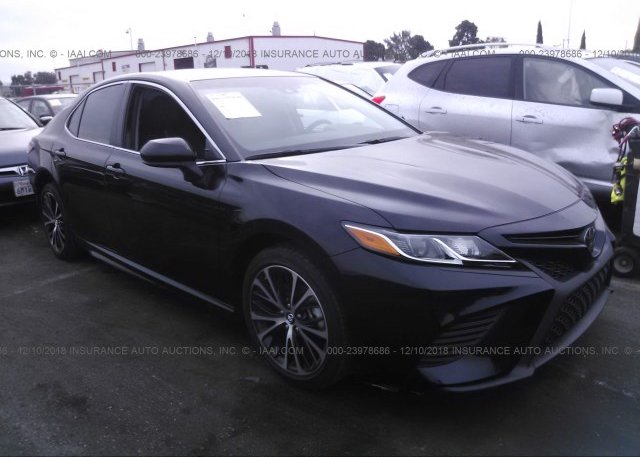Inventory #589898259 2018 Toyota CAMRY