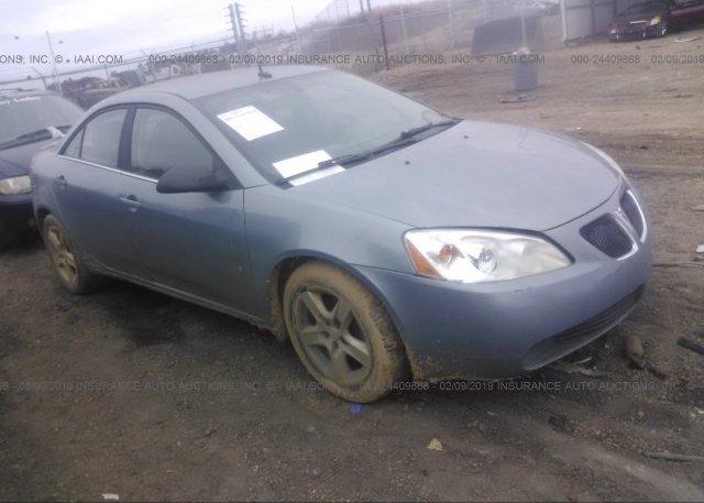 Inventory #203498220 2008 Pontiac G6