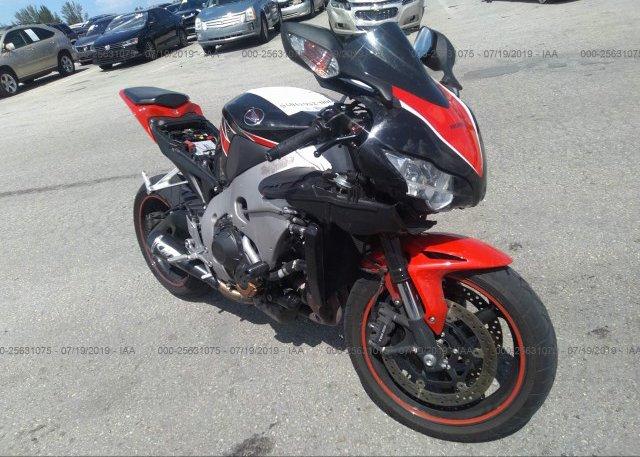 Inventory #759082774 2010 Honda CBR1000