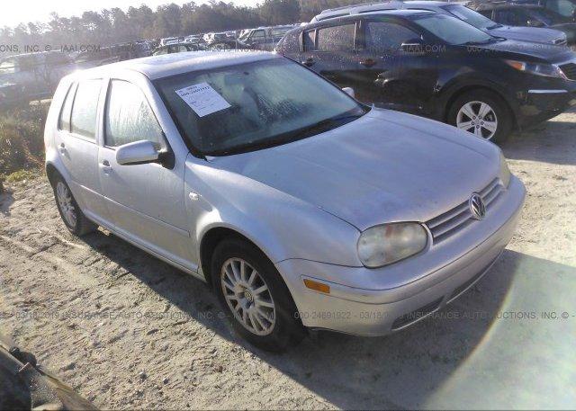 Inventory #796268194 2003 Volkswagen GOLF