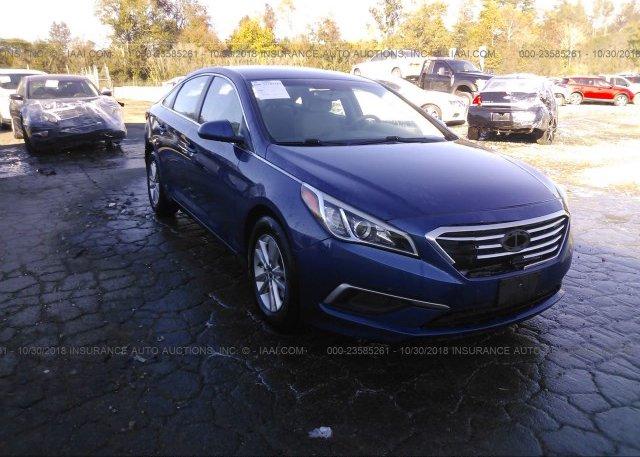 Inventory #983719133 2016 Hyundai SONATA
