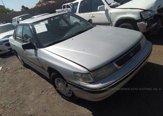 Inventory #532834202 1993 Subaru LEGACY