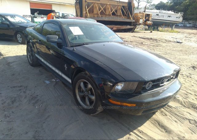 Inventory #668541442 2006 FORD MUSTANG