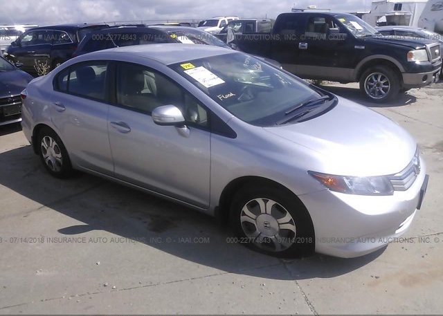 Inventory #508332210 2012 Honda CIVIC