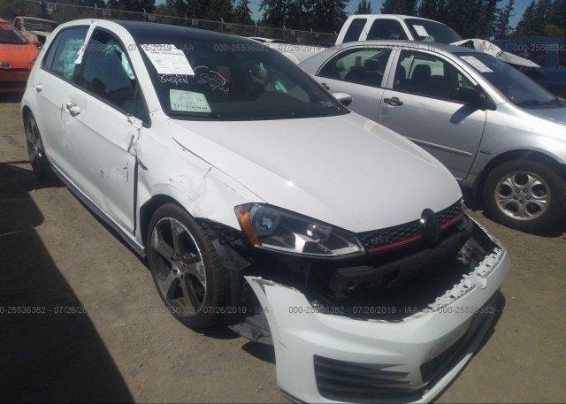 Inventory #969248260 2016 Volkswagen GTI