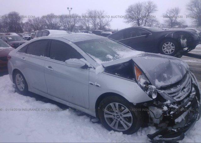 Inventory #799604403 2014 Hyundai SONATA