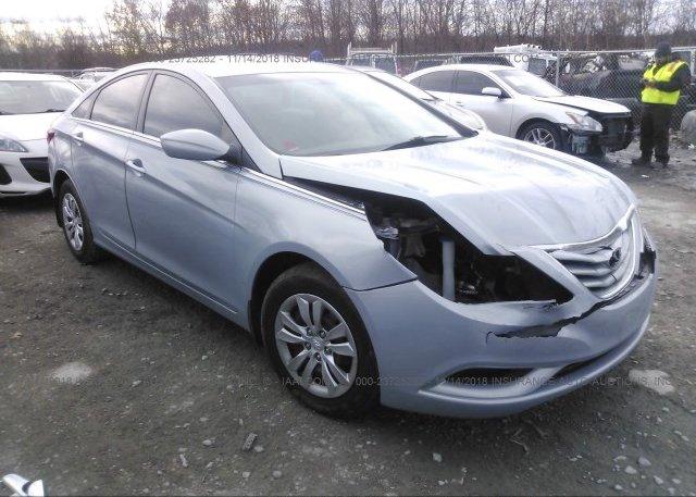 Inventory #130507041 2011 Hyundai SONATA