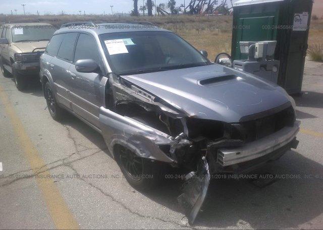 Inventory #829609838 2008 Subaru OUTBACK