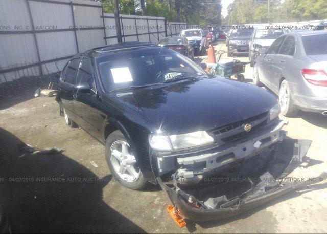 Inventory #506722458 1997 Nissan MAXIMA