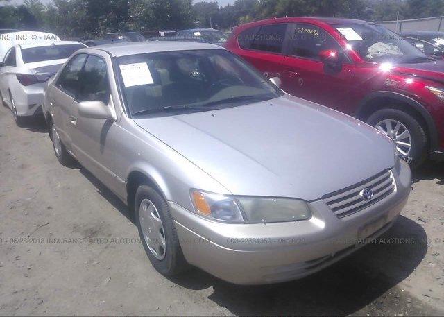 Inventory #430751867 1999 Toyota CAMRY