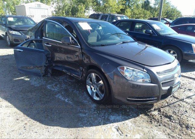 Inventory #261884774 2012 Chevrolet MALIBU