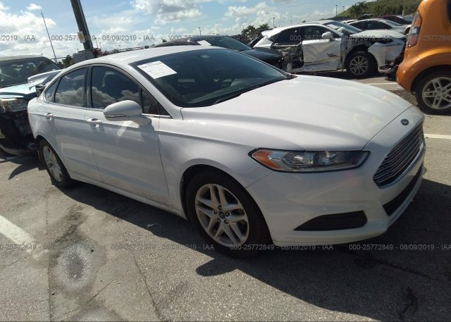 Inventory #589128328 2016 FORD FUSION