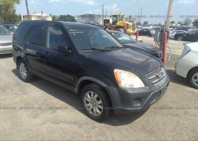 Inventory #863000157 2006 Honda CR-V