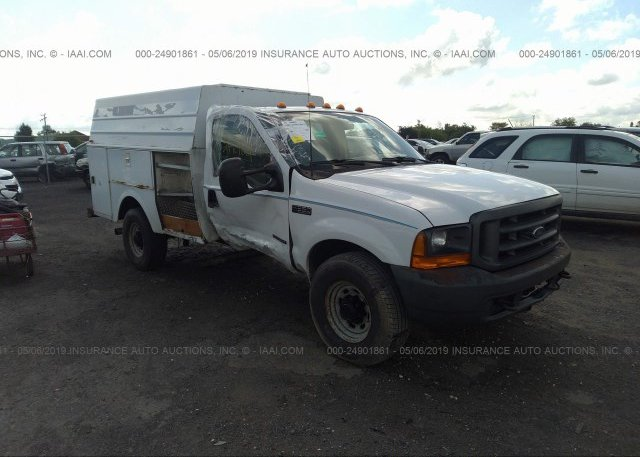 Inventory #669618977 2000 FORD F350