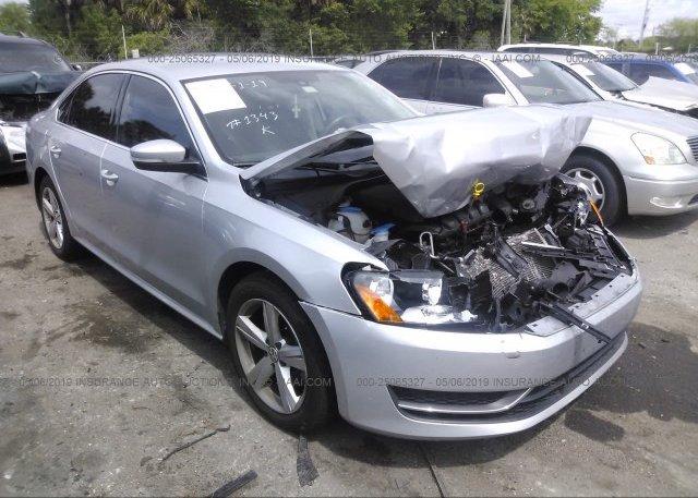Inventory #246373355 2014 Volkswagen PASSAT