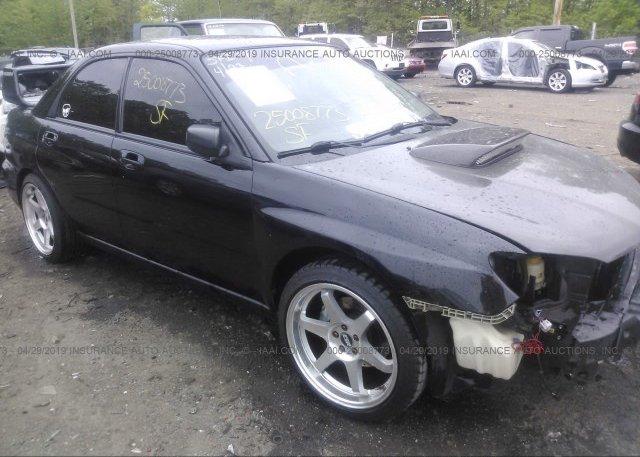 Inventory #499054810 2006 Subaru IMPREZA
