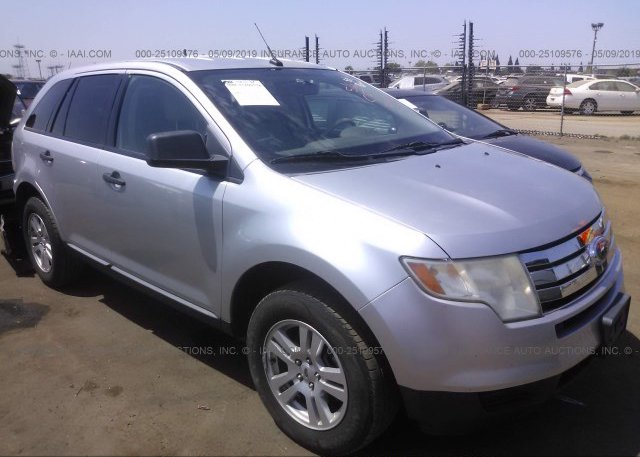 Inventory #829150344 2010 FORD EDGE