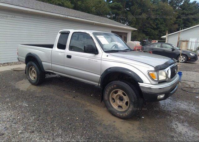 Inventory #638359270 2001 Toyota TACOMA