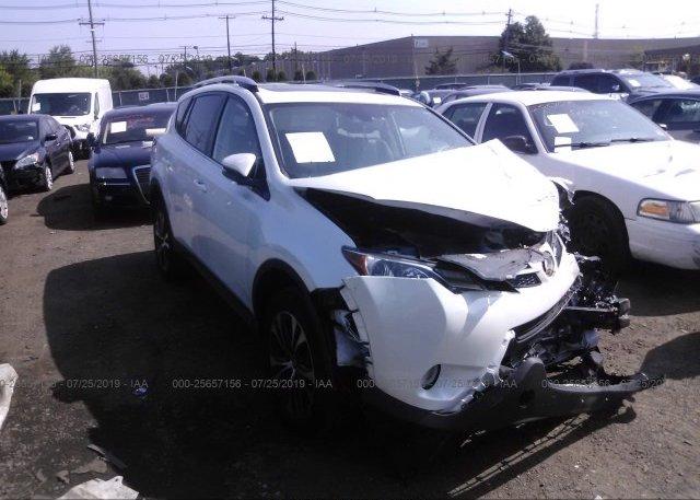 Inventory #610491943 2015 Toyota RAV4