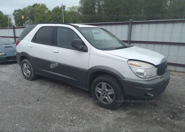 Inventory #667461421 2004 Buick RENDEZVOUS