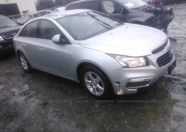 Inventory #648726290 2016 Chevrolet CRUZE LIMITED