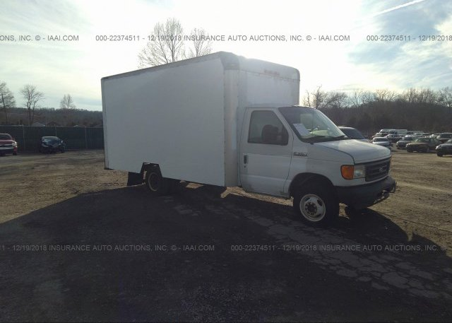 Inventory #708635282 2007 FORD ECONOLINE