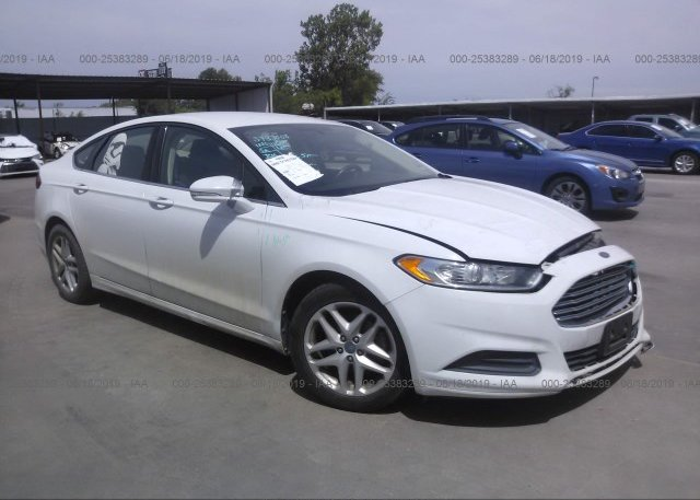 Inventory #684338492 2013 FORD FUSION