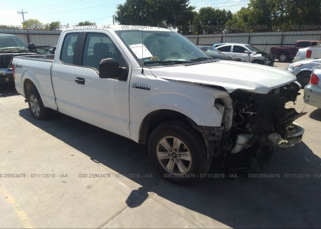 Inventory #445317220 2015 FORD F150
