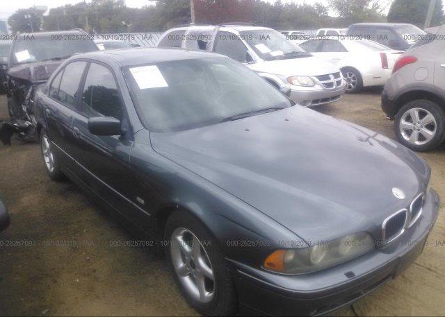 Inventory #379184469 2002 BMW 530