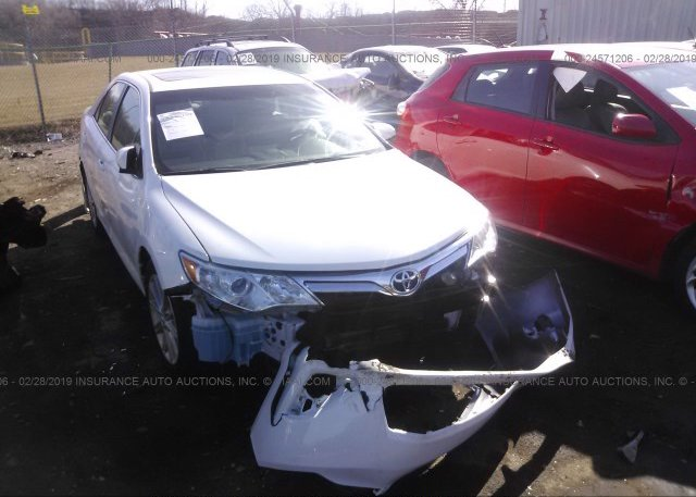Inventory #193683001 2014 Toyota CAMRY